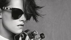 Kristen Stewart en photojournaliste pour Chanel