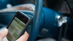 Cellulaire au volant: des sanctions plus