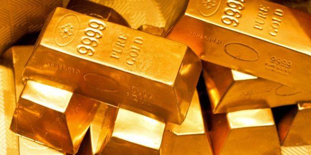Vol d'or spectaculaire dans une société minière canadienne au