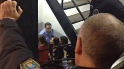Incident sur fond de grève étudiante à l'Université de