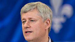Opération séduction de Stephen Harper à Montréal