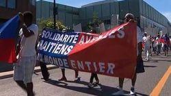 Les Haïtiens de Montréal à la défense de leurs compatriotes