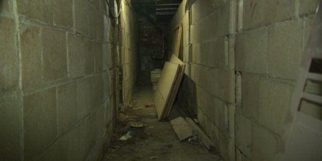 Découverte d'un tunnel mystérieux dans le centre-ville