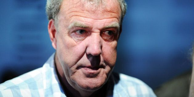 Jeremy Clarkson (GBR) Top Gear TV Presenter at the Amber Lounge Fashion Show.Monaco Grand Prix, Friday...