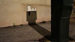 Cet artiste français ne voit pas la rue comme