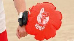 Ce petit bracelet peut vous sauver de la noyade