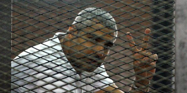 Égypte: le procès de Mohamed Fahmy encore