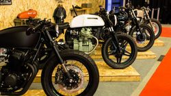 Salon de la Moto de Montréal : la surprise Clockwork