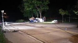 Une famille décimée dans un accident de la