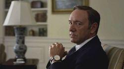 «House of Cards»: Mimiques de Frank Underwood pour vous mettre dans