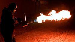 Vous pouvez dès maintenant acheter votre propre lance-flammes (aux