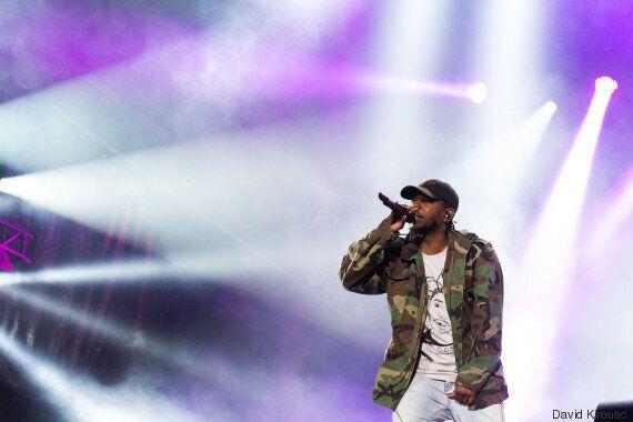 Jour 2 à Osheaga : Kendrick Lamar et Nas, deux rois du rap
