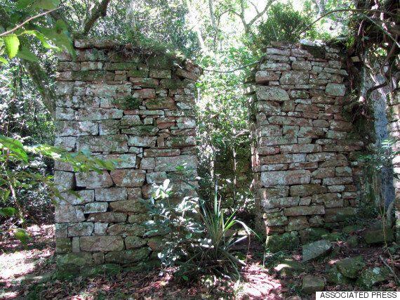 Une cabane pour Nazis retrouvée dans la forêt argentine