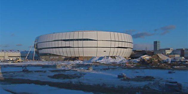 Amphithéâtre : Québecor s'associe à un autre géant du