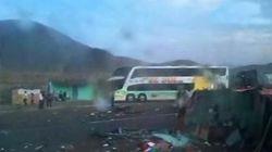 Pérou: au moins 34 morts dans un accident