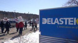 Grève à l'usine Delastek : la direction menace de déménager au