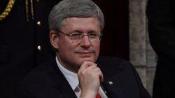 Stephen Harper baisse les impôts des