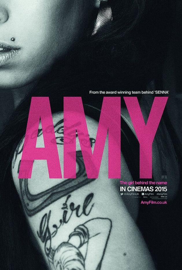 Le documentaire Amy sur la vie d'Amy Winehouse dévoile ses premières images