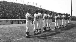 Archives : En PHOTOS, le premier match des Expos à