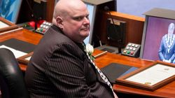 Rob Ford termine ses traitements de