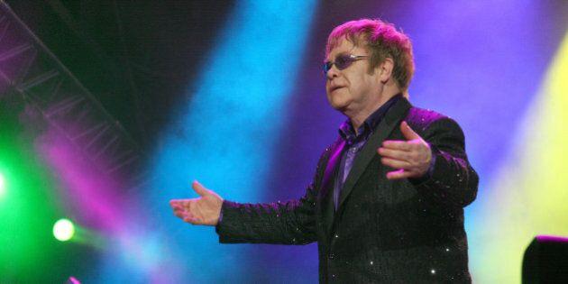 kiev ukraine june 30 singer