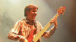 Mike Porcaro, l'ancien bassiste de Toto, est
