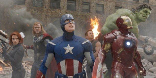 Super-héros: Marvel dévoile ses films pour les cinq ans à