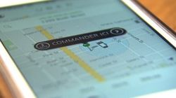 L'application de covoiturage uberX lancée à
