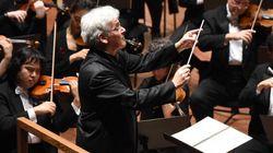 Concert historique de l'Orchestre du CNA et du Royal Philharmonic Orchestra de Londres