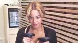 Beyoncé dévoile son entraînement