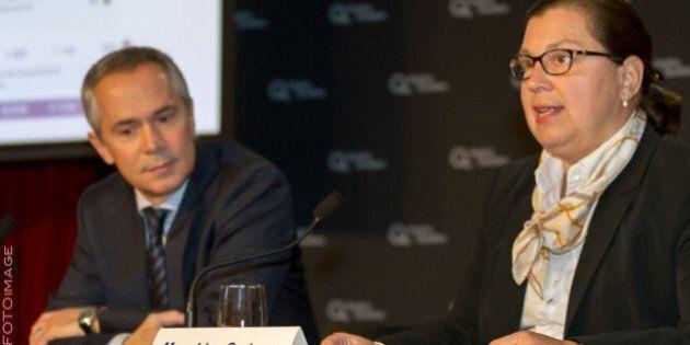 Lise Croteau est nommée PDG par intérim