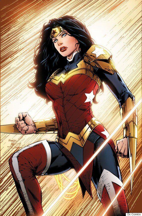 Superman et Wonder Woman changent