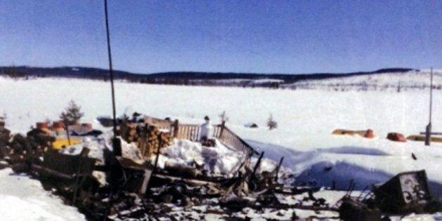 Cinq adolescents seraient morts dans l'incendie d'un chalet à la Baie