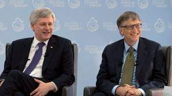 Pont de Québec : Stephen Harper aborde le sujet avec Bill