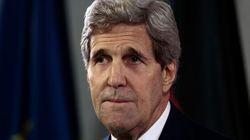 Le secrétaire d'État américain John Kerry à Ottawa