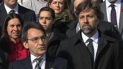 Richard Bergeron quitte Projet Montréal, Luc Ferrandez devient chef