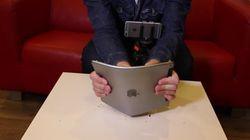 L'iPad Air 2 à son tour accusé de se plier facilement