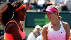 Serena Williams bat Sabine