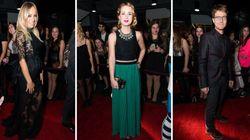 ADISQ 2014: les vedettes défilent sur le tapis rouge