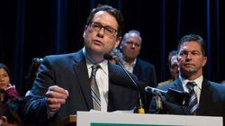 Candidat à la chefferie du PQ: Bernard Drainville veut défendre la