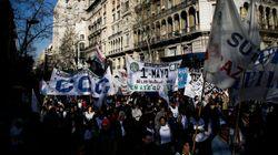 Grève générale en Argentine pour de meilleurs
