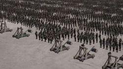 Game of Thrones sans les effets spéciaux, comment c'est?