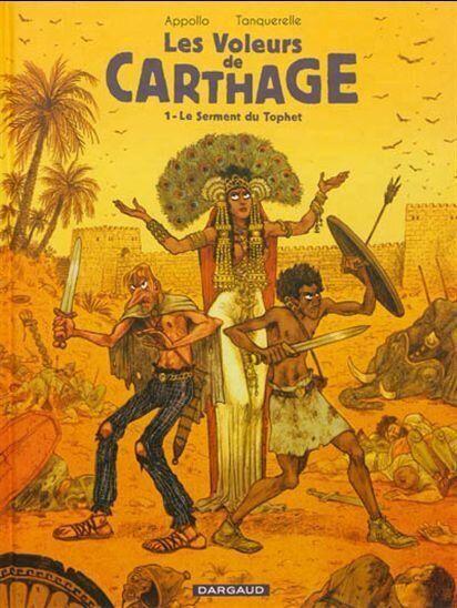 «Amère Russie» et «Les voleurs de Carthage»: dessiner le