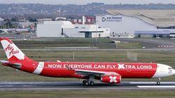 AirAsia: la queue de l'Airbus qui pourrait contenir la boite noire est