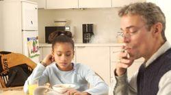 Les parents invités à fumer