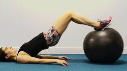 6 exercices pour raffermir vos