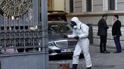 Lettres suspectes envoyées à des consulats : 24 personnes en observation à