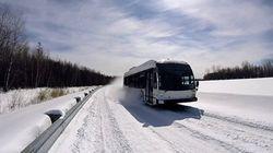 Montréal aura son autobus électrique dès