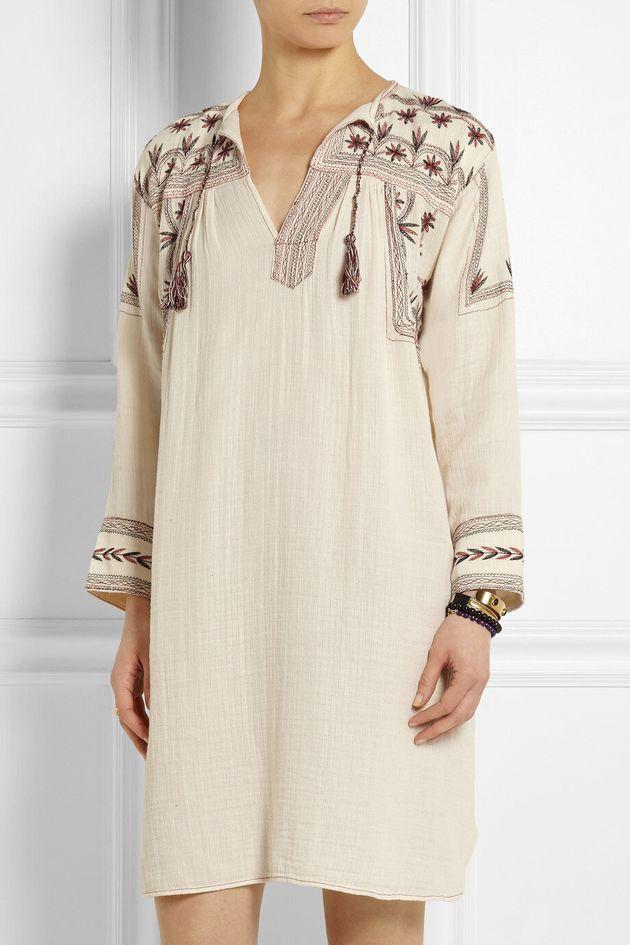 La designer Isabel Marant accusée d'avoir copié le design d'une robe mexicaine