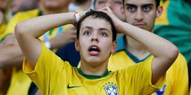 Mondial 2014: l'Allemagne en finale en infligeant au Brésil une déroute historique de 7 à 1